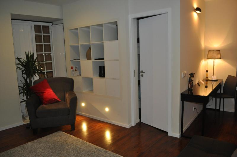 Living Room - Apartment very comfortable in exceptional location - Lisbon - rentals