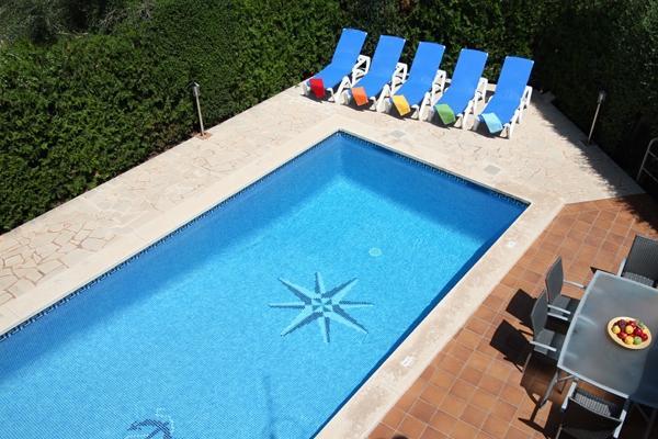 4 bedroom Villa in Cala Egos, Cala Dor, Mallorca : ref 4410 - Image 1 - Cala d'Or - rentals