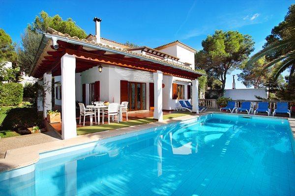 3 bedroom Villa in Porto Petro, Cala D Or, Mallorca, Mallorca : ref 2132376 - Image 1 - Porto Petro - rentals