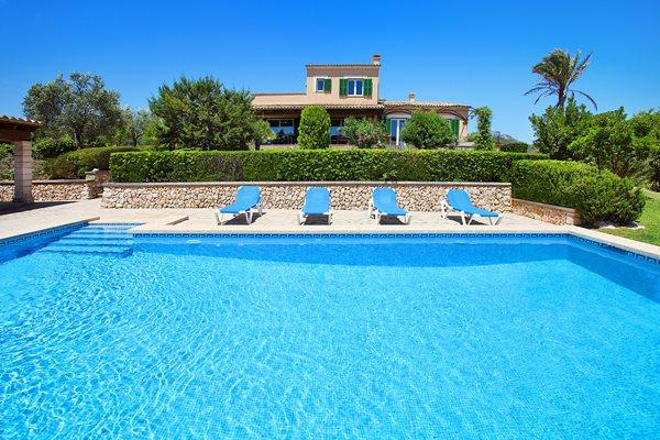 3 bedroom Villa in S Horta, Cala Dor, Mallorca : ref 4408 - Image 1 - S' Horta - rentals
