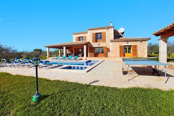 6 bedroom Villa in Calonge, Cala Dor, Mallorca : ref 2105880 - Image 1 - Calonge - rentals