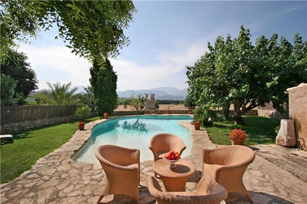 4 bedroom Villa in Buger, Mallorca : ref 2210929 - Image 1 - Buger - rentals