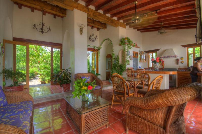 Villa in front of perfect surf breaks, best views - Image 1 - Platanitos - rentals