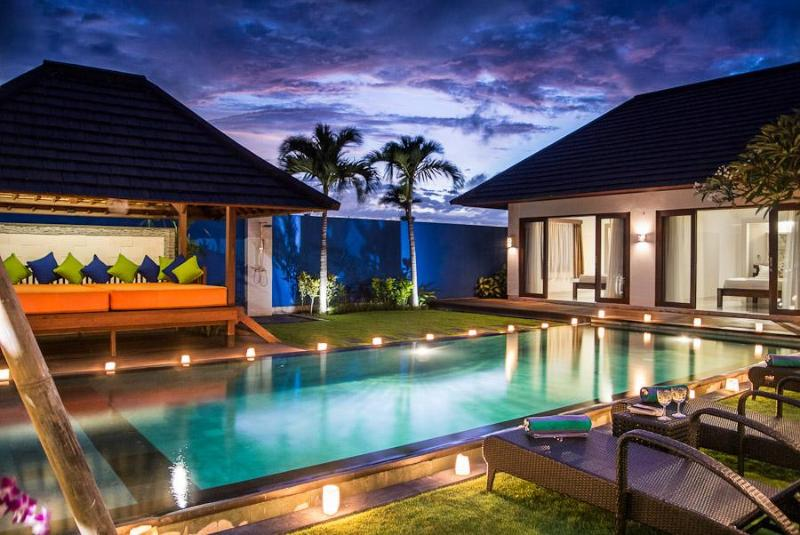 Stunning both day and night! - VILLA KIRGEO, 100M FROM BEACH, FANTASTIC STAFF - Canggu - rentals