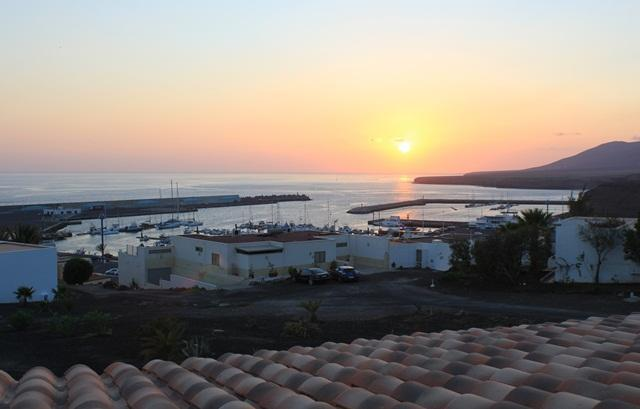 Sunset view from  house - Aloha Ocean and sunset view house - Morro del Jable - rentals