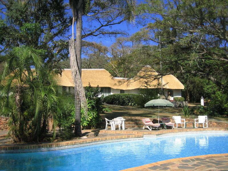 Pool - Kirby country Lodge - White River - rentals