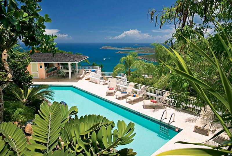 Villa LEsperance 5 Bedroom SPECIAL OFFER - Image 1 - Saint Thomas - rentals