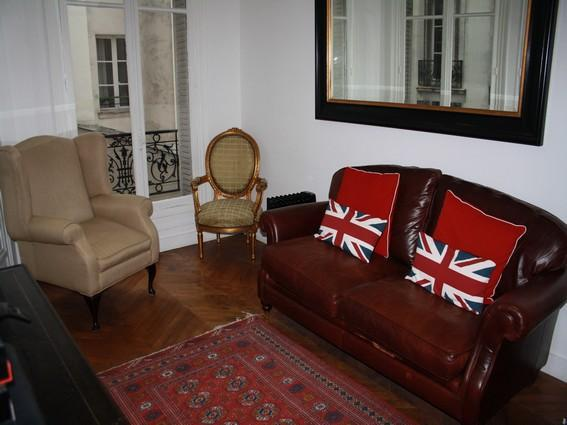 1BR ave Wagram Champs Elysées - Apt #115 - Image 1 - Paris - rentals
