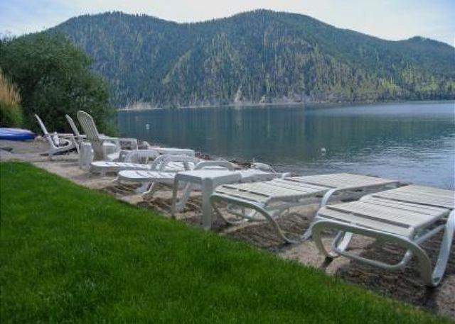 Wapato Point Waterfront Home - Image 1 - Manson - rentals