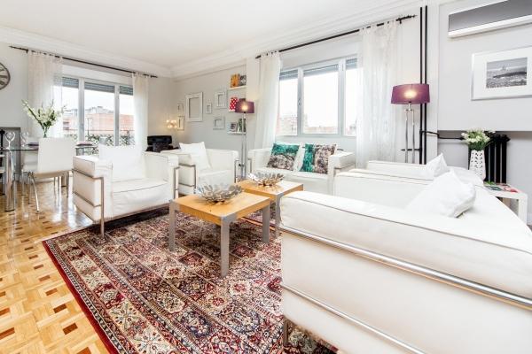 CR117MR - Luxury Madrid Castellana Penthouse - Image 1 - Madrid - rentals