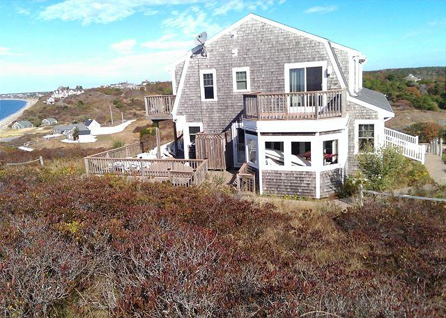 3 MARY'S WAY, TRURO - Truro-Bayfront Home with Amazing Views. Sleeps 16! - Truro - rentals