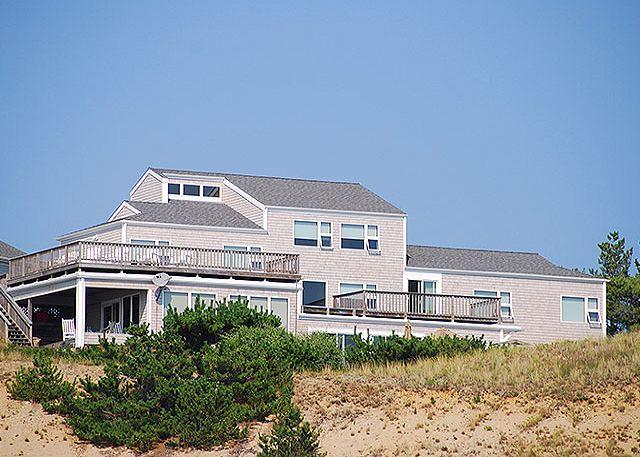 6 MARY'S WAY TRURO - Truro classic Cape Cod beach style home on the bluff above Cape Cod Bay! - Truro - rentals