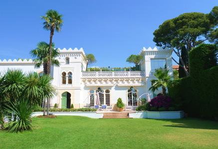 Grand Luxe- 10 Bedroom Luxury Holiday Home with Views of French Riviera - Image 1 - Biot - rentals