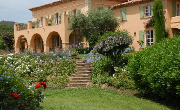 Gorgeous 6 Bedroom Villa with Pool and Garden, French Riviera - Image 1 - Ramatuelle - rentals