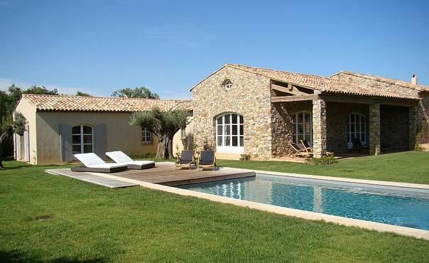 Excellent 5 Bedroom House with a Pool and Garden, Ramatuelle - Image 1 - Ramatuelle - rentals