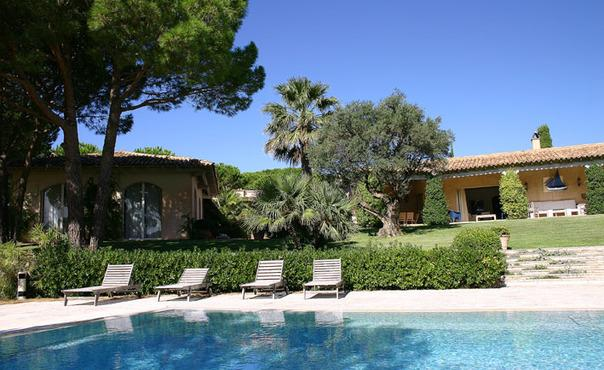 9 Bedroom Luxury House with a Private Pool, Ramatuelle - Image 1 - Ramatuelle - rentals