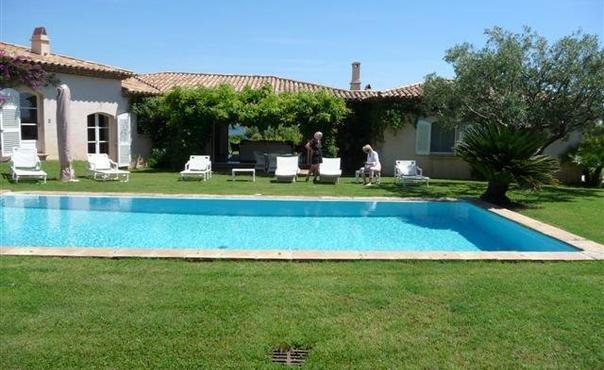Stunning 4 Bedroom French Riviera Vacation Home, Ramatuelle - Image 1 - Ramatuelle - rentals