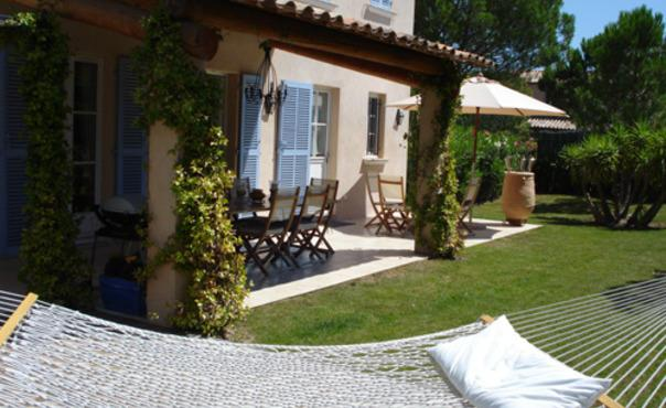 Lovely 4 Bedroom Vacation Home with a Pool, in St Tropez - Image 1 - Saint-Tropez - rentals