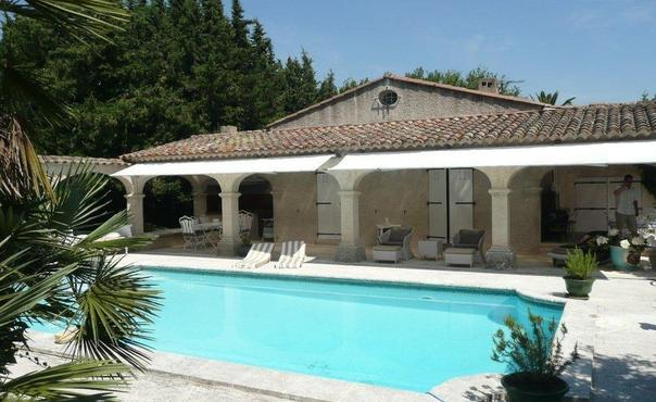 Fantastic St Tropez 4 Bedroom House with a Pool and Garden - Image 1 - Saint-Tropez - rentals
