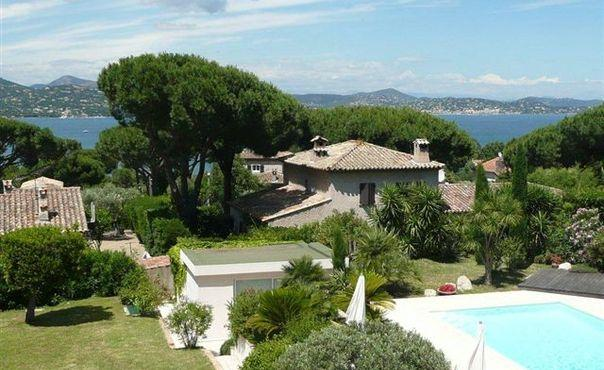 Amazing French Riviera 5 Bedroom Sinopolis Villa - Image 1 - Gassin - rentals