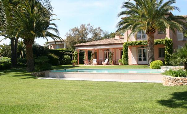 Grimaud Charming 3 Bedroom House with a Garden and Pool - Image 1 - Grimaud - rentals