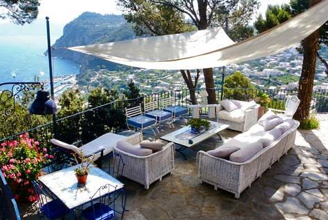 La Pineta - Image 1 - Capri - rentals