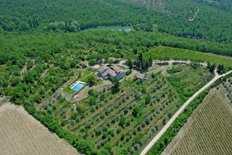 Chianti Countryside - Luxury Self Catering Villa in Chianti with Heated Pool, top rated reviews. - Gaiole in Chianti - rentals