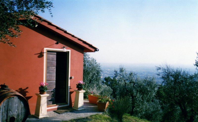 Entrance - Podere le Ferrette - Montecatini Terme - rentals