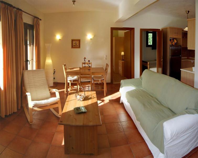 The two bedroom Apartment - . The Two Bedroom Apartment ( ground floor) - Central Greece - rentals