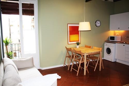 Rambla I - Centric and QUIET apartment - Image 1 - Barcelona - rentals