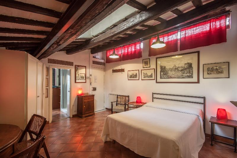 Bedroom - Rome Accommodation Navona - Rome - rentals