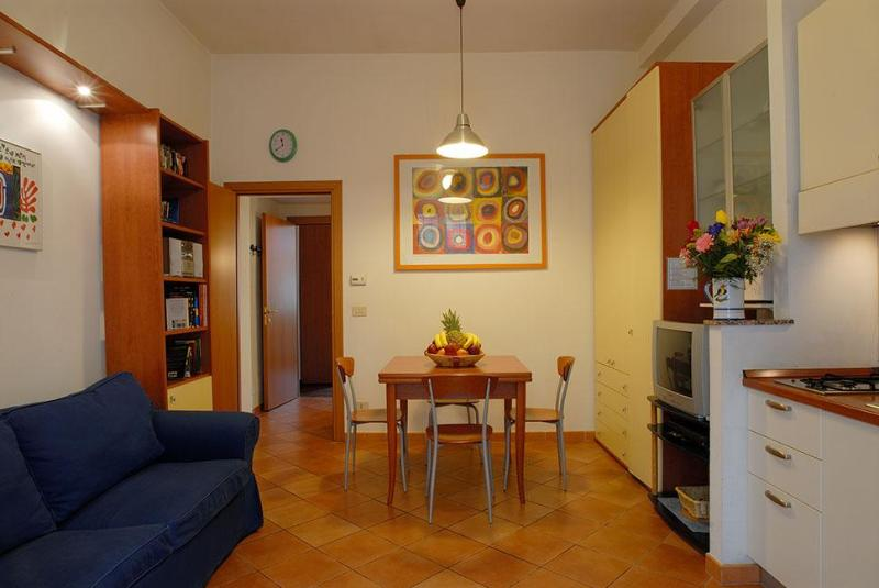 Living room - Testaccio - Rome Accommodation Testaccio - Rome - rentals