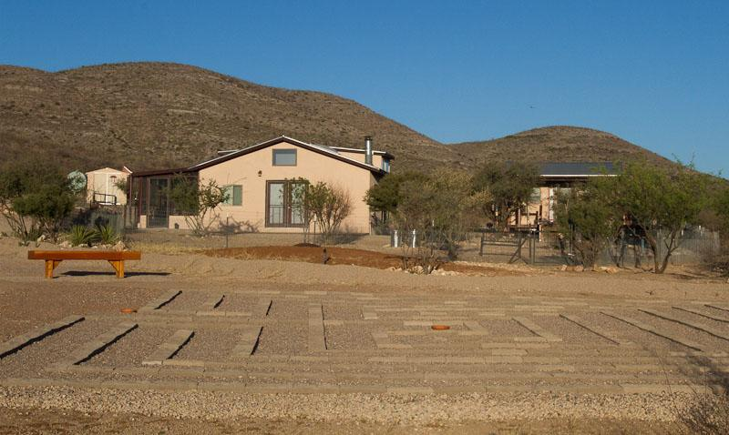 Quail cottage - Red Mountain Cottages - Quail and Hummingbird - Bisbee - rentals