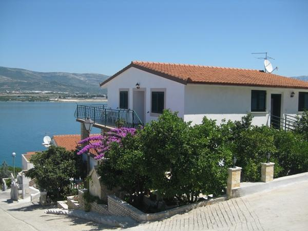 Apartment BARBA with great seview - Image 1 - Trogir - rentals