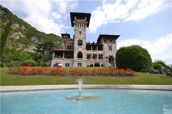 1 bedroom Apartment in San Siro, Lake Como, Italy : ref 2085741 - Image 1 - Plesio - rentals