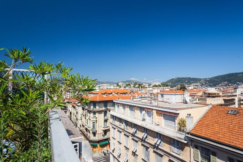 Place Massena Terrace Apartment - Image 1 - Nice - rentals