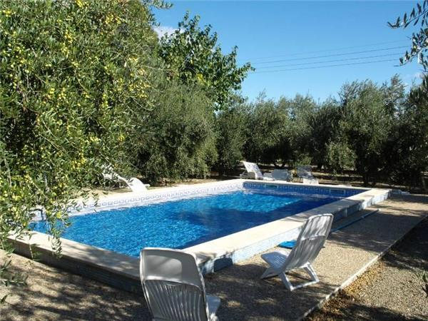 7 bedroom Villa in Riudoms, Catalonia, Spain : ref 2104317 - Image 1 - Riudoms - rentals