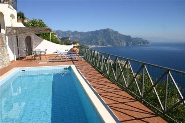 4 bedroom Villa in Conca dei Marini, Campania, Italy : ref 2104648 - Image 1 - Conca dei Marini - rentals