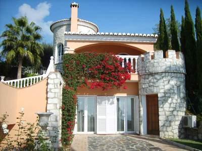 4 bedroom Villa in Mijas, Costa Del Sol, Fuengirola, Spain : ref 2066765 - Image 1 - Sitio de Calahonda - rentals