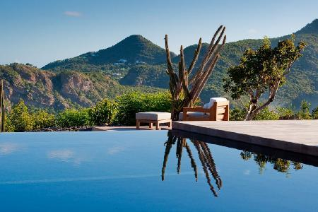 Incomparable Villa Rose offers ocean views, large pool and gazebo - Image 1 - Gouverneur - rentals