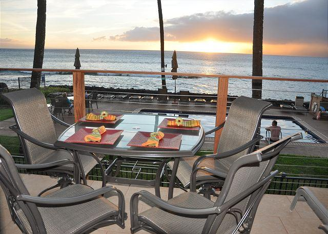 Hale Kai 217 - Hale Kai 217 - Maui Oceanfront Majesty with Old Hawaii Spirit - Lahaina - rentals