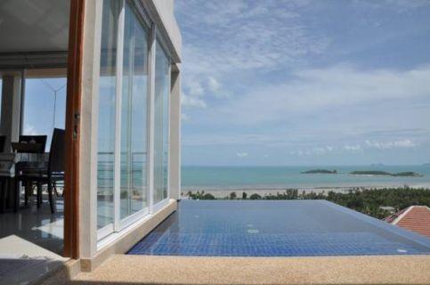 Samui Island Villas - Villa 33 Fantastic Sea Views - Image 1 - Koh Samui - rentals
