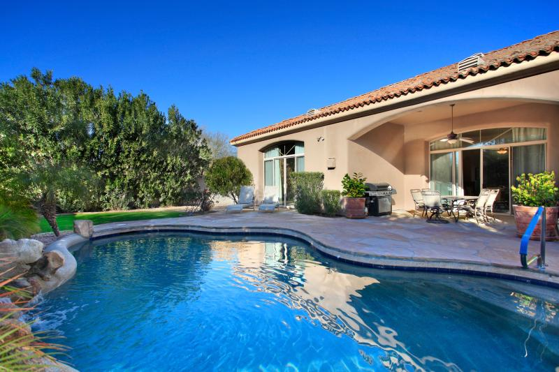 Private heated pool - Casa de sueño - Scottsdale - rentals