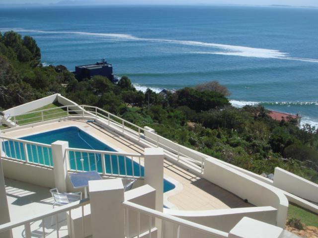 View from Terrace - Bikini Beach Manor  Royal Apartment - Gordon's Bay - rentals