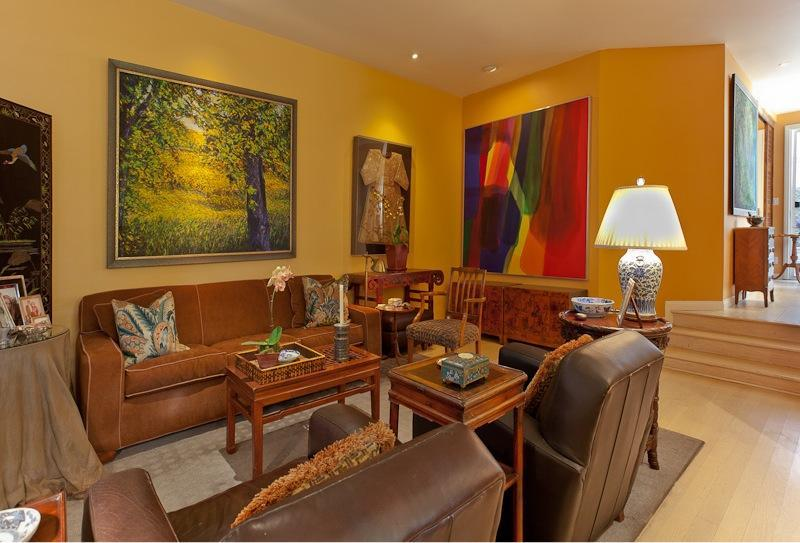 Living Room - West Hollywood Luxury Townhouse - West Hollywood - rentals