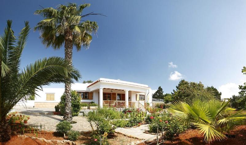 A Panoramic view of the Property - Ibiza Villa with large private pool - Baladres - Santa Eulalia del Rio - rentals