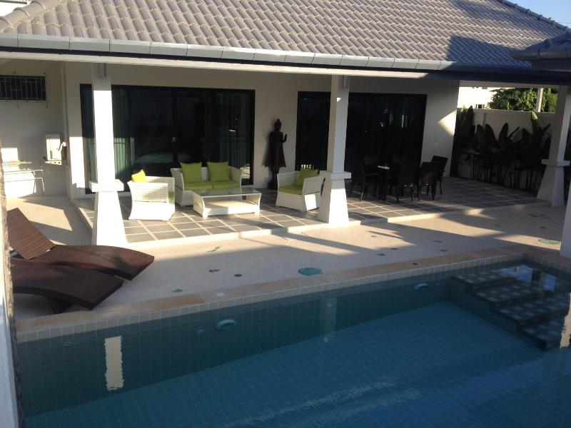 Brand New Luxury Villa with Private Pool in Rawai - Image 1 - Rawai - rentals