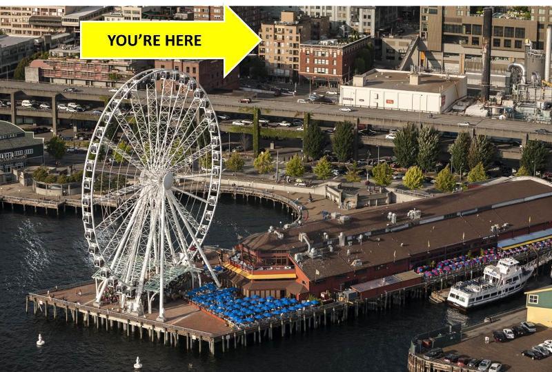 Stay Alfred 100 Walk Score, Elliott Bay Views PA1 - Image 1 - Seattle - rentals
