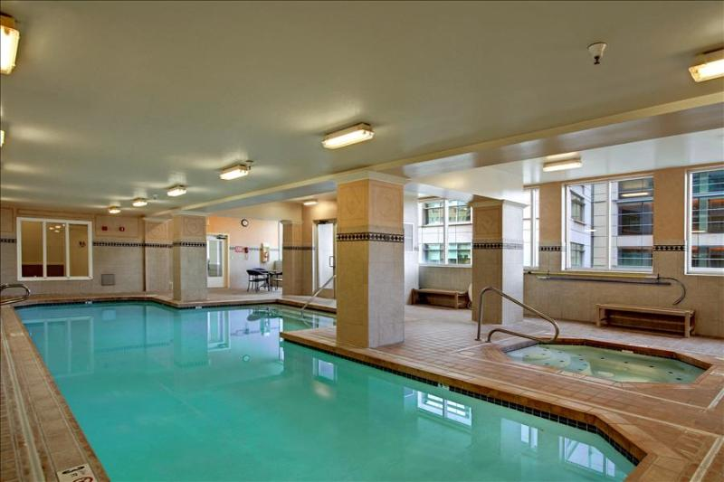 Stay Alfred Hottest Urban Vacation Spot - Pool MT2 - Image 1 - Seattle - rentals