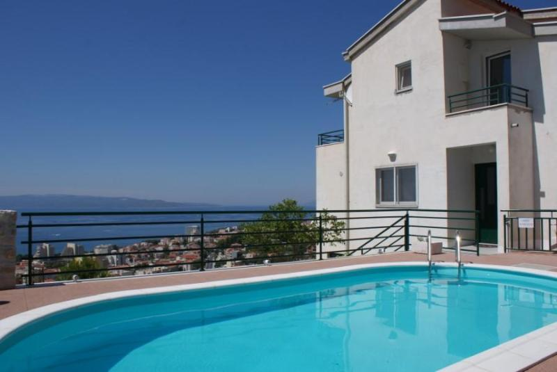 Villa Tonka Pink apart. NEW IN OFFER IS BREAKFAST - Image 1 - Makarska - rentals
